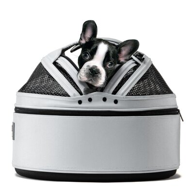 Sleepypod Mobile Pet Bed/Carrier in Arctic White