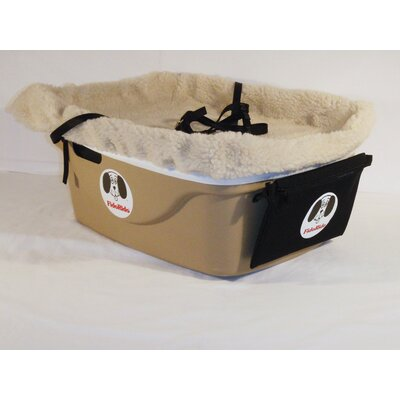 FidoRido One Seater Dog Car Seat