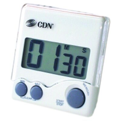 <strong>CDN</strong> Loud Alarm Kitchen Timer