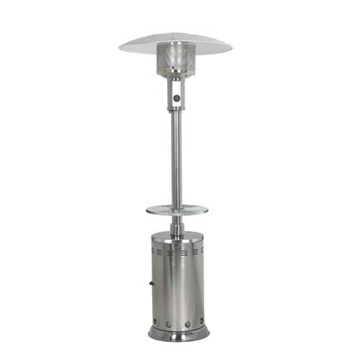 Shinerich Propane Patio Heater with Table