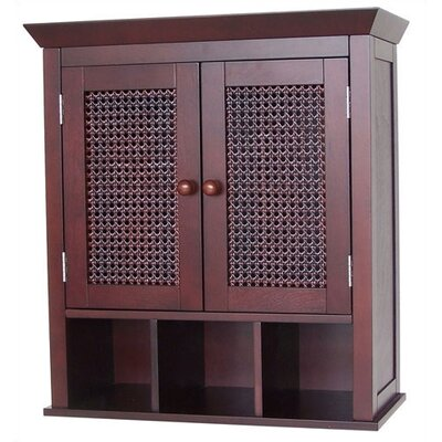 Cherry Bathroom Cabinet Wayfair