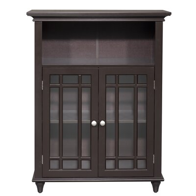 Elegant Home Fashions Neal Double Door Floor Cabinet