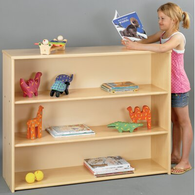 TotMate Eco Laminate Jumbo Open Shelf Storage