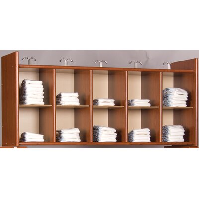 TotMate Eco Laminate Diaper Wall Storage