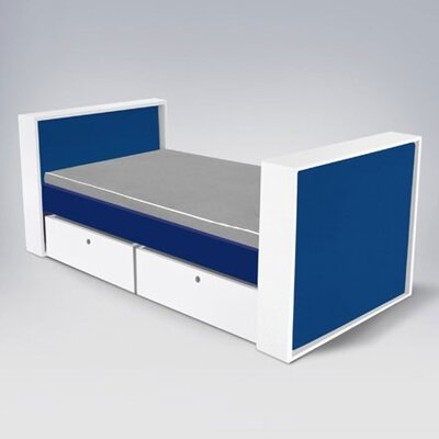 ducduc Parker Twin Bed