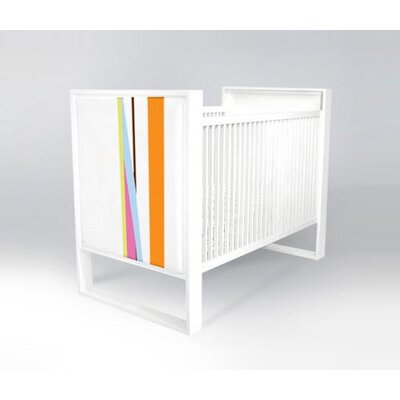 ducduc Parker Do-It-Yourself Panel Crib