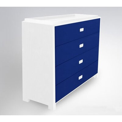 ducduc Campaign Four-Drawer Changing Table