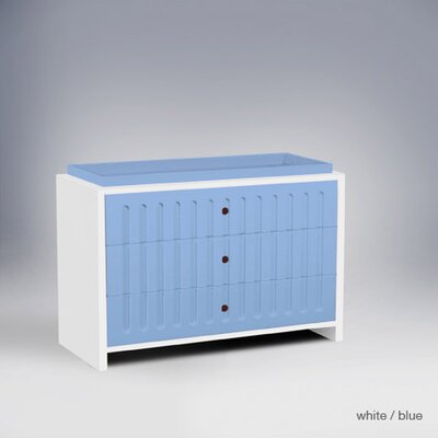 ducduc Alex 3 Drawer Changer