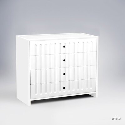 ducduc Alex 4 Drawer Dresser