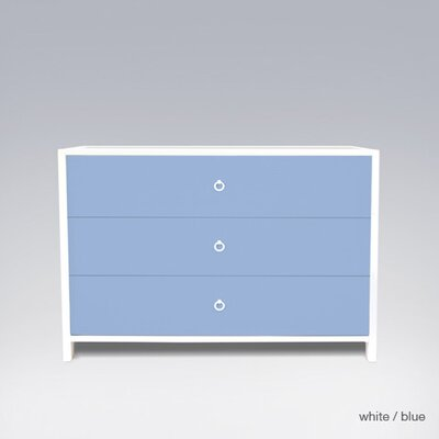 ducduc Cabana 3 Drawer Dresser