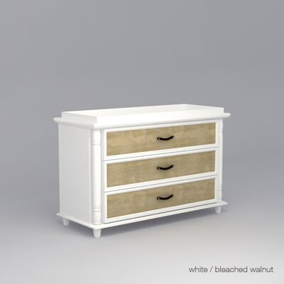 ducduc Georgian 3 Drawer Changer