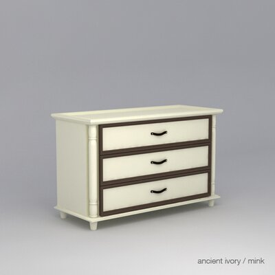 ducduc Georgian 3 Drawer Dresser