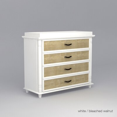 ducduc Georgian 4 Drawer Changer