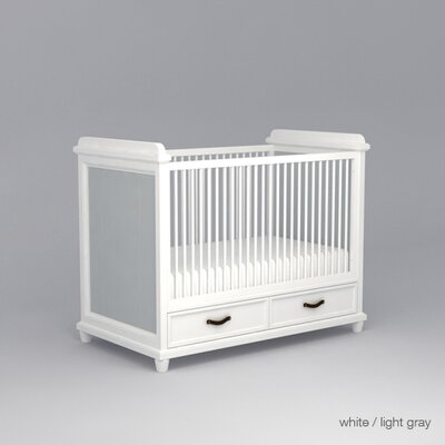 ducduc Georgian Crib and Changer Nursery Set