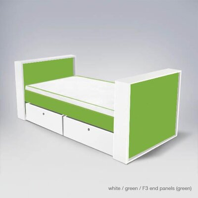 Parker Bed with Drawers