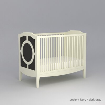 Regency Crib and Changer Nursery Set