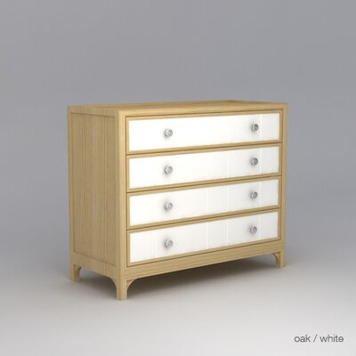 ducduc Stonington 4 Drawer Dresser