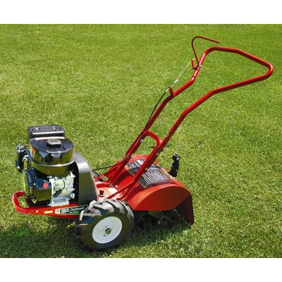 Earthquake Compact Rear Tine Rototiller with 196cc Viper Engine