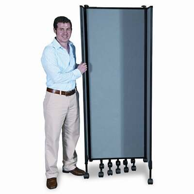 Balt GreatDivide Fabric Starter Set, 97w x 30d x 96h, GY