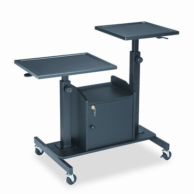 Balt Pro-View Projection Stand with 2 Platforms