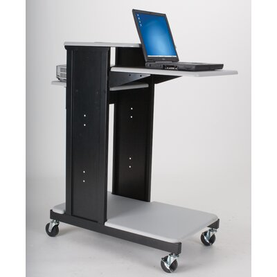 Balt Xtra Long Laptop Presentation Cart