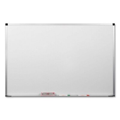 Balt Markerboard/Magnetic TackBoard, 2'x3', White/AM Trim