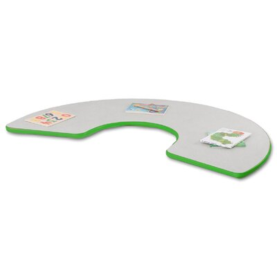 "Balt Kids Group Tabletop, 48""x72""x24-1/2"", Green"