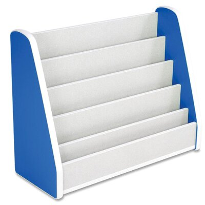 "Balt Kids Book Stand, 37""x14""x29"", Royal Blue"