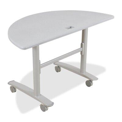 "Balt Table Base, 48""x24""x29-1/2"", Silver"