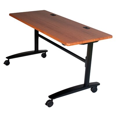 "Balt Cherry Lumina 72"" Flip Top Table"