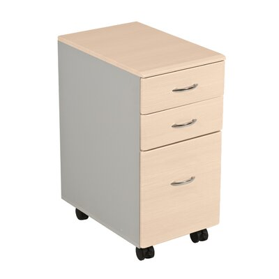 Balt iFlex 3-Drawer Mobile File Cabinet
