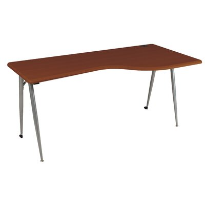 Balt IFlex L-Shape Writing Desk Office Suite