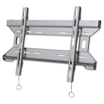 Balt Wall Mount Bracket for Flat Panel LCD and Plasma TV in Silver 27 x 11.5 x 4