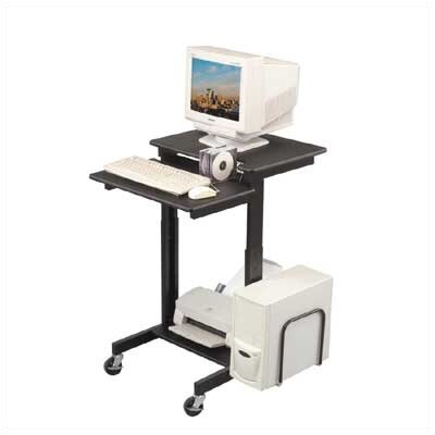 "Balt Web AV 31"" W Workstation/AV Stand"