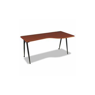 Balt iFlex Modular Writing Desking Full Right Curved Table