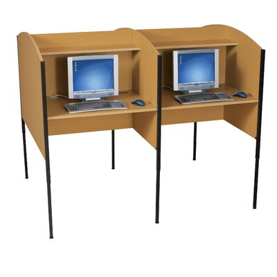 Balt Groove Add-On Double Carrel