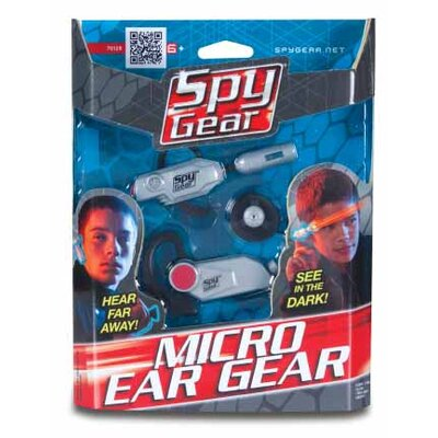 Wild Planet Spy Micro Ear Gear