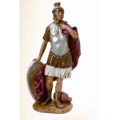 "Fontanini 12"" Scale Marcus the Soldier Nativity Figurine"