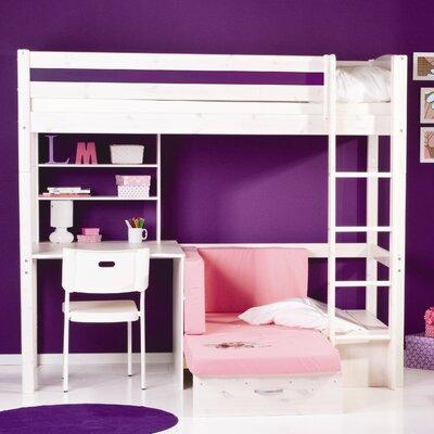 trendy highsleeper set wayfair uk. Black Bedroom Furniture Sets. Home Design Ideas