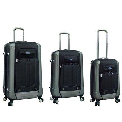 Ford Flex 2 Series 3 Piece Expandable Hybrid Luggage Set