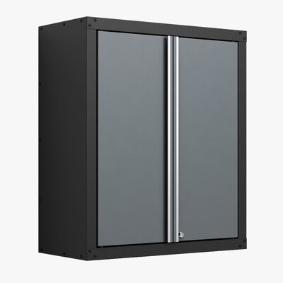 NewAge Products RTA Series 6' H x 7' W x 1.5' D 5-Piece Cabinet Set with Locker