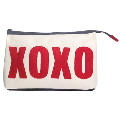 Alexandra Ferguson XOXO Small Tavel Case