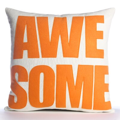 "Alexandra Ferguson ""Awesome"" Pillow"