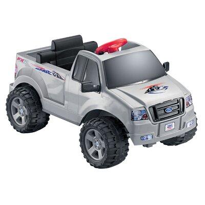 ford raptor battery powered truck for kids autos post. Black Bedroom Furniture Sets. Home Design Ideas