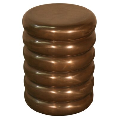 Phillips Collection Ribbed Stool
