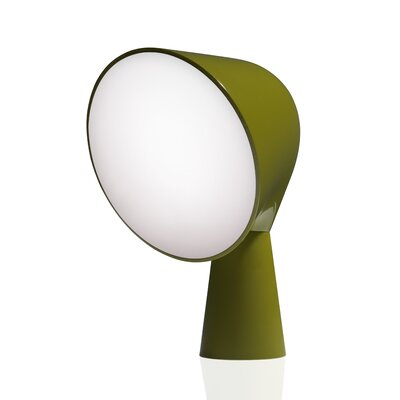 "Foscarini Binic 8"" H Table Lamp with Bowl Shade"