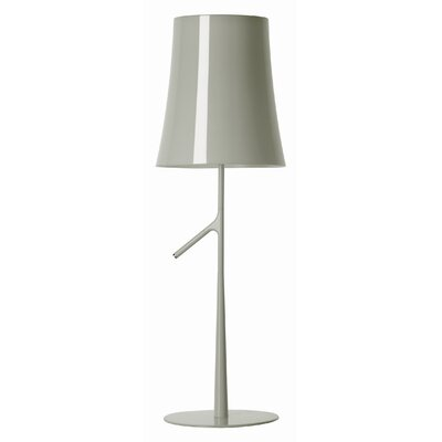 "Foscarini Birdie 27.5"" H Table Lamp with Bell Shade"