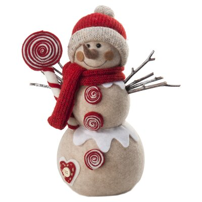 October Hill Lolli Snowman