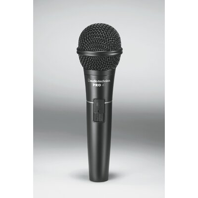 Audio-Technica Cardioid Dynamic Handheld Microphone