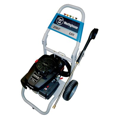 2700 PSI Power Pressure Washer